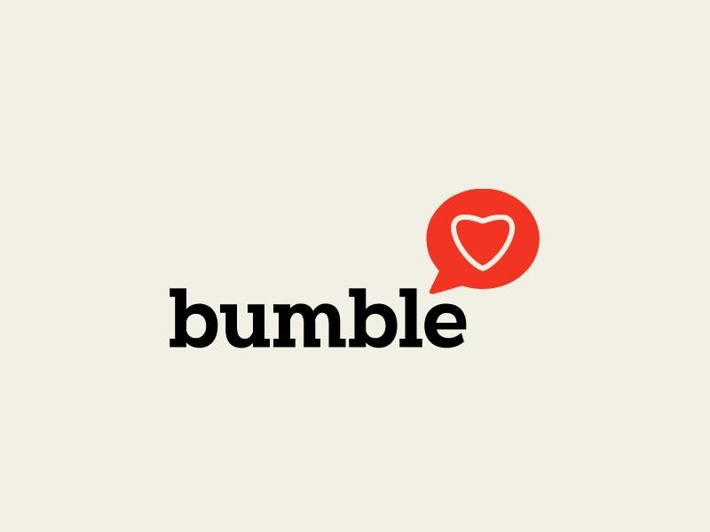 bumble logo design