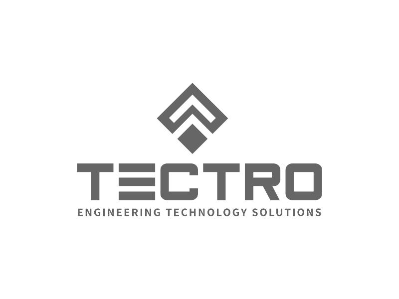 TECTRO logo design