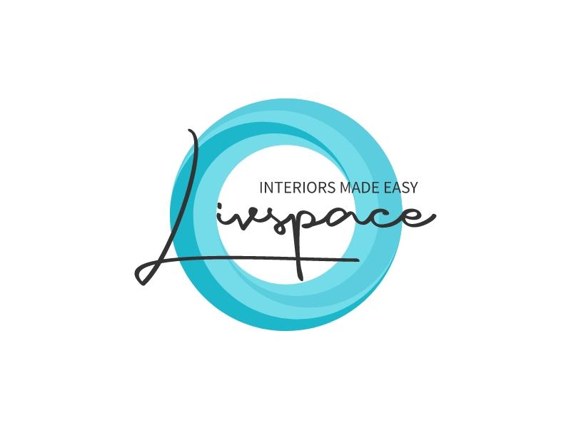 Livspace logo design