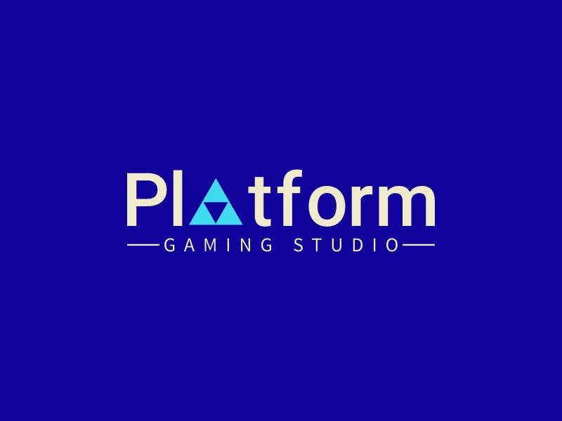 Platform logo design