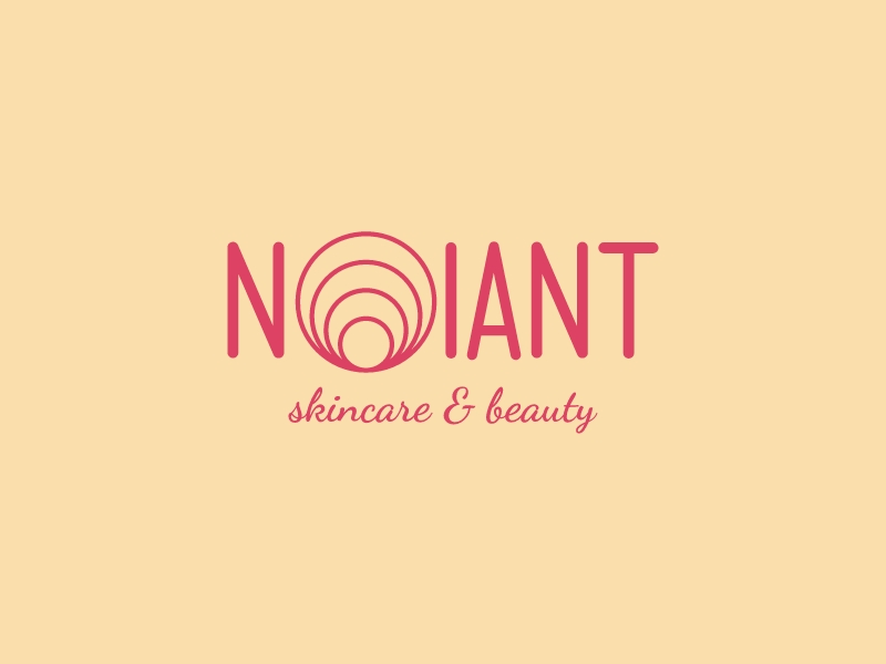 noiant logo design