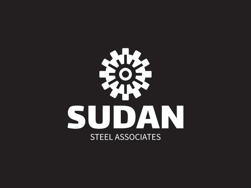 SUDAN logo design