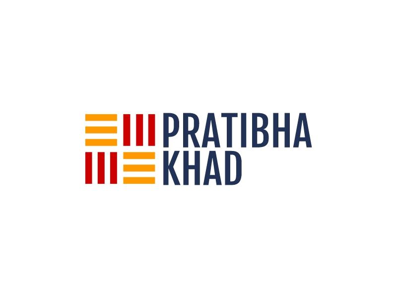 PRATIBHA KHAD logo design