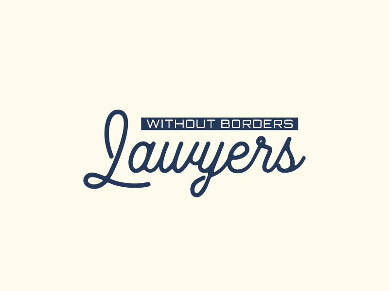 Lawyers logo design