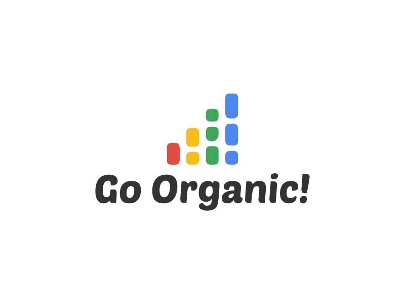 Go Organic! logo design