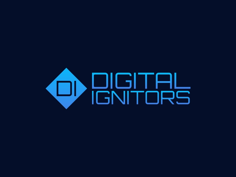 Digital Ignitors logo design