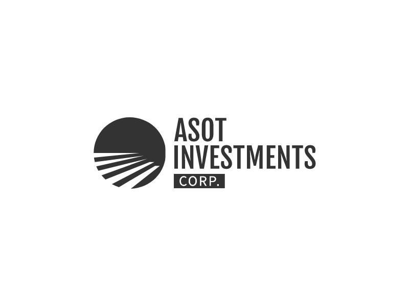 ASOT Investments logo design