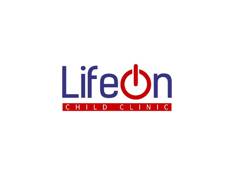 LifeOn logo design