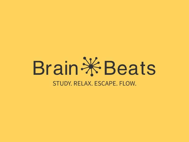 BrainBeats logo design