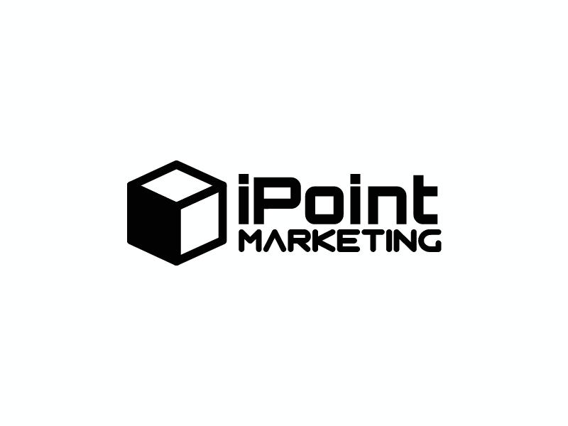 iPoint Marketing logo design