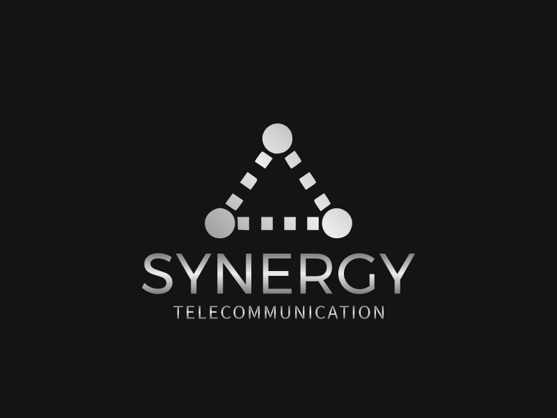 Synergy logo design