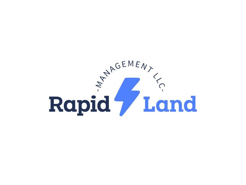 Rapid Land logo design