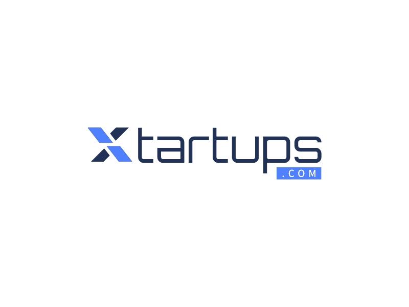 xtartups logo design