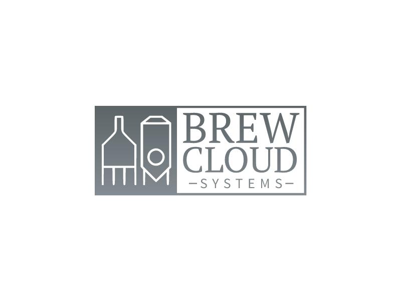 Brew Cloud logo design
