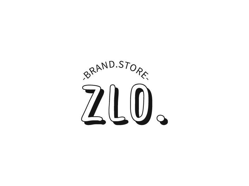 ZLO. logo design