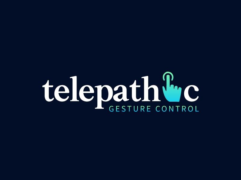 telepathc logo design