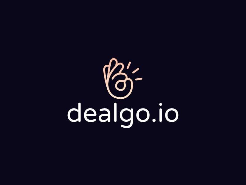 dealgo.io logo design