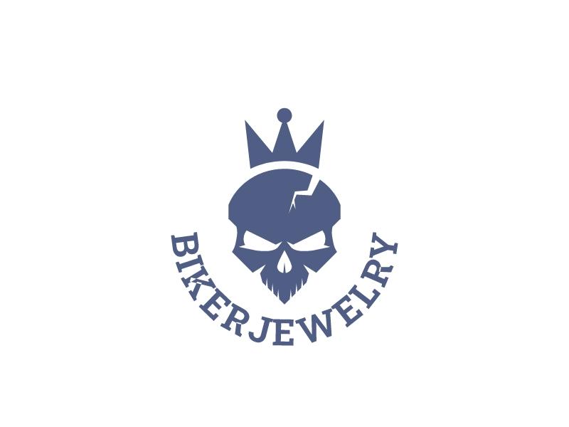 BikerJewelry logo design