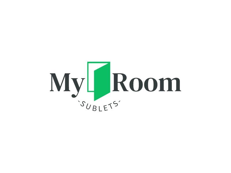 My Room logo design