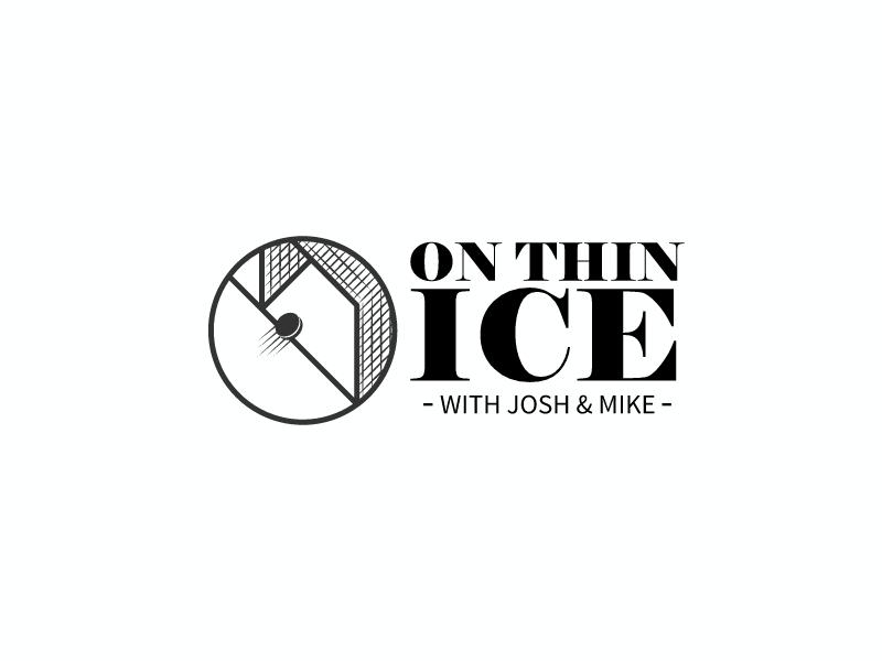 On Thin Ice logo design