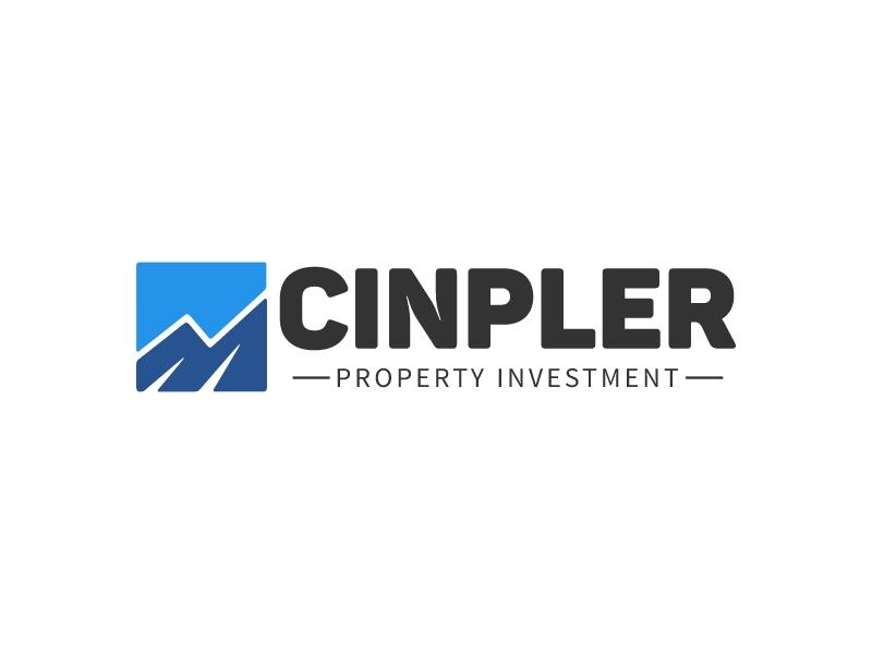 Cinpler logo design